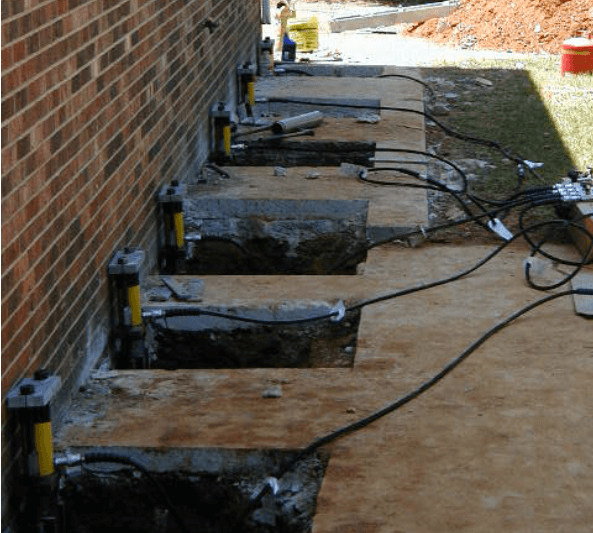 foundation repair contractor